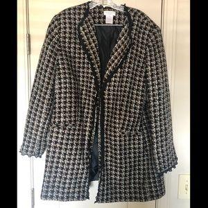 Worthington Plus Size Twead Jacket - Size 2x